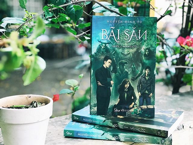Được ví là Harry Potter của Việt Nam, Bãi săn liệu có thể gây sóng tạo gió trong làng sách?