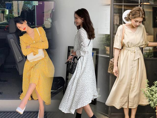 Đi làm công sở mà bỏ qua 4 kiểu váy này, thật chị em thiếu sót quá rồi