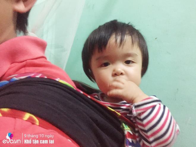 """vo tre hung yen chi cao 1m sinh con lanh lan, chong """"ti hon"""" cho ngoai phong de tho phao - 5"""
