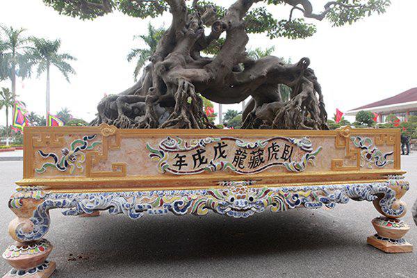 Sanh cổ amp;#34;ngọa hổ tàng longamp;#34; giá hơn 32 tỷ đồng của đại gia Phú Thọ - 4