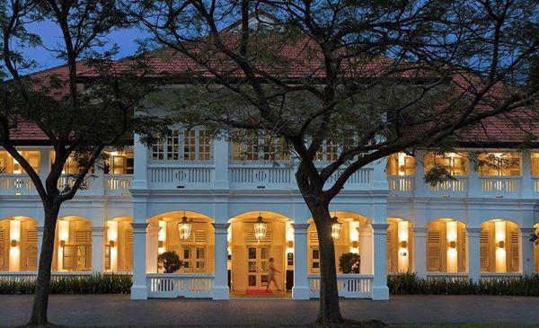 Bên trong khách sạn từng tổ chức hội đàm Trump - Kim tại Singapore - 3
