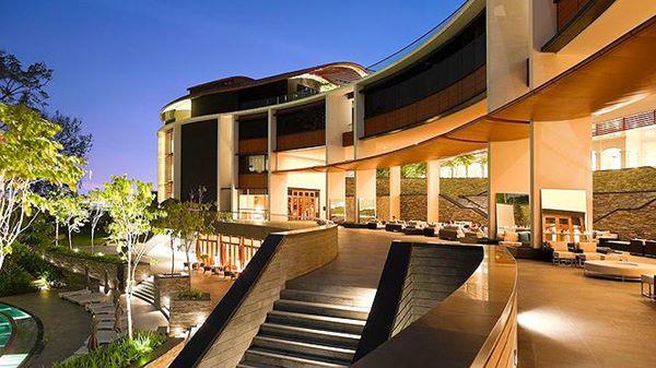 Bên trong khách sạn từng tổ chức hội đàm Trump - Kim tại Singapore - 7