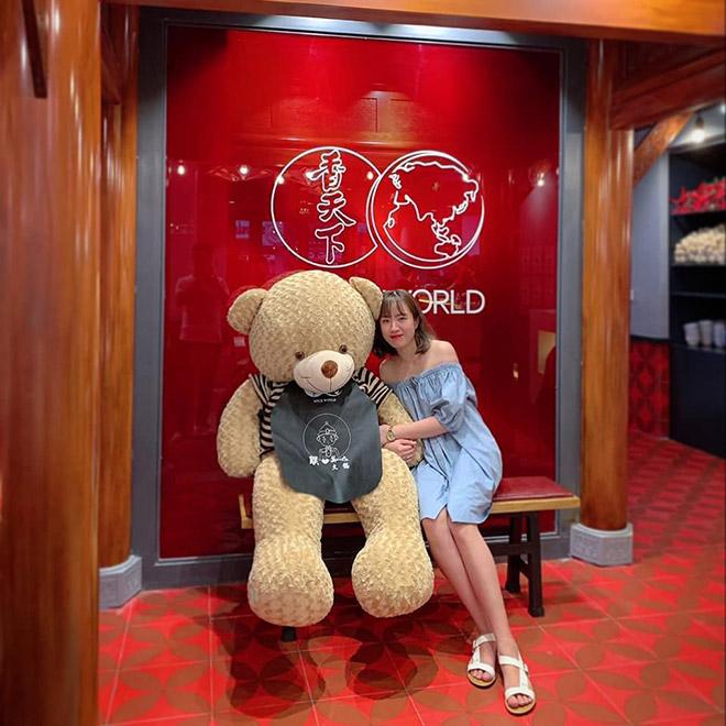 """Lẩu Cay Tứ Xuyên với sự xuất hiện của Gấu Teddy và Mèo Kitty """"đốn tim"""" tín đồ ẩm thực - 5"""
