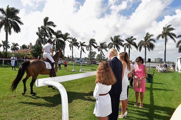Bên trong câu lạc bộ chỉ dành cho giới siêu giàu của Tổng thống Mỹ Donald Trump - 4