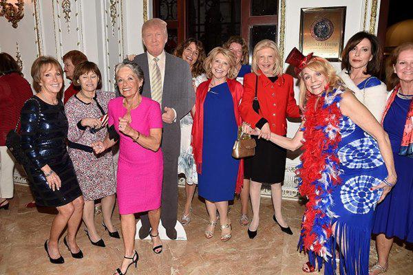 Bên trong câu lạc bộ chỉ dành cho giới siêu giàu của Tổng thống Mỹ Donald Trump - 5