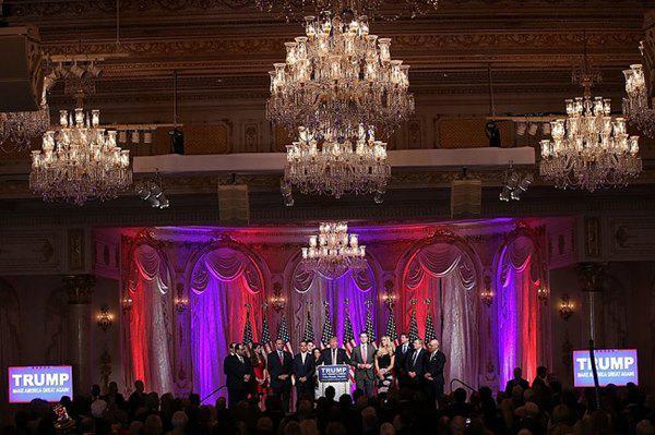 Bên trong câu lạc bộ chỉ dành cho giới siêu giàu của Tổng thống Mỹ Donald Trump - 8