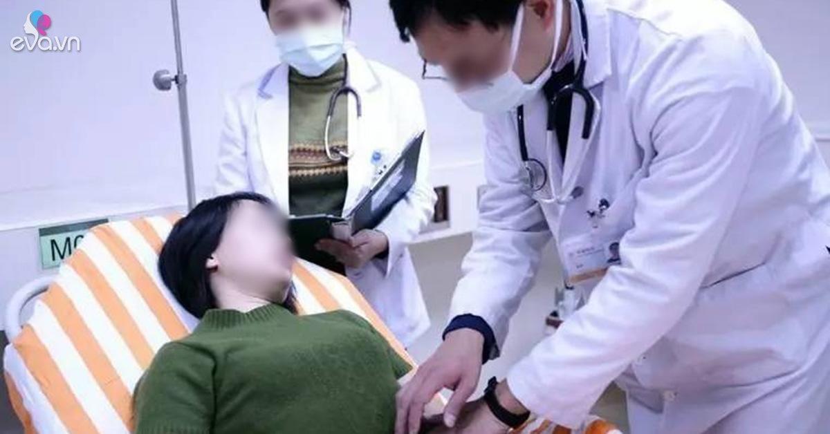 """Người phụ nữ nằng nặc đòi bác sĩ cắt tử cung vì cứ cười là """"chảy nước"""""""