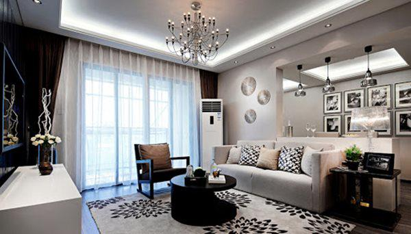 Tổng hợp mẫu nội thất phòng khách đẹp có thiết kế vạn người mê - 14