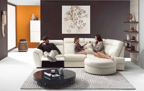 Tổng hợp mẫu nội thất phòng khách đẹp có thiết kế vạn người mê - 16