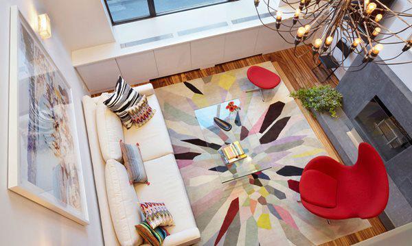 Tổng hợp mẫu nội thất phòng khách đẹp có thiết kế vạn người mê - 2