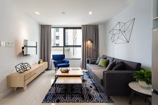 Tổng hợp mẫu nội thất phòng khách đẹp có thiết kế vạn người mê - 4