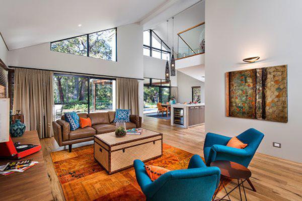 Tổng hợp mẫu nội thất phòng khách đẹp có thiết kế vạn người mê - 6