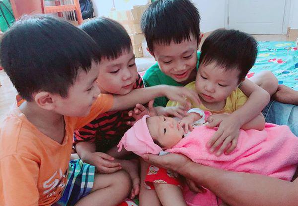 "me 26 tuoi da 5 lan sinh no: ""sinh nhieu con nhung khong bo be ban than"" - 1"
