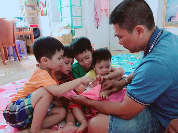 "me 26 tuoi da 5 lan sinh no: ""sinh nhieu con nhung khong bo be ban than"" - 2"