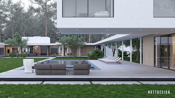 Xuýt xoa căn nhà hai tầng có thiết kế amp;#34;đẹp không tì vếtamp;#34; - 15