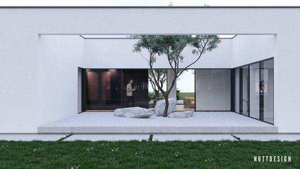Xuýt xoa căn nhà hai tầng có thiết kế amp;#34;đẹp không tì vếtamp;#34; - 18