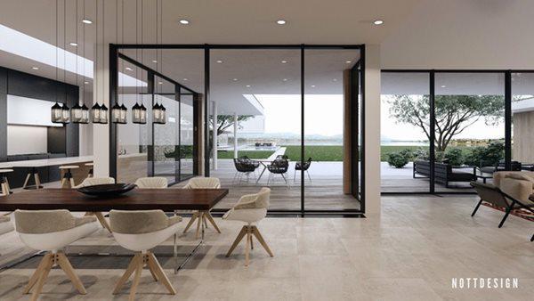 Xuýt xoa căn nhà hai tầng có thiết kế amp;#34;đẹp không tì vếtamp;#34; - 7