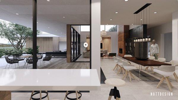 Xuýt xoa căn nhà hai tầng có thiết kế amp;#34;đẹp không tì vếtamp;#34; - 8