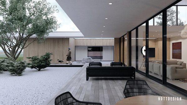 Xuýt xoa căn nhà hai tầng có thiết kế amp;#34;đẹp không tì vếtamp;#34; - 9