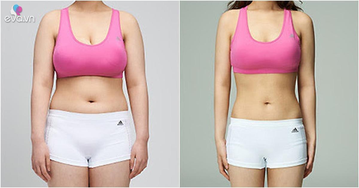 4 cách giảm cân không tốn mồ hôi lại hiệu quả dành cho những người lười luyện tập
