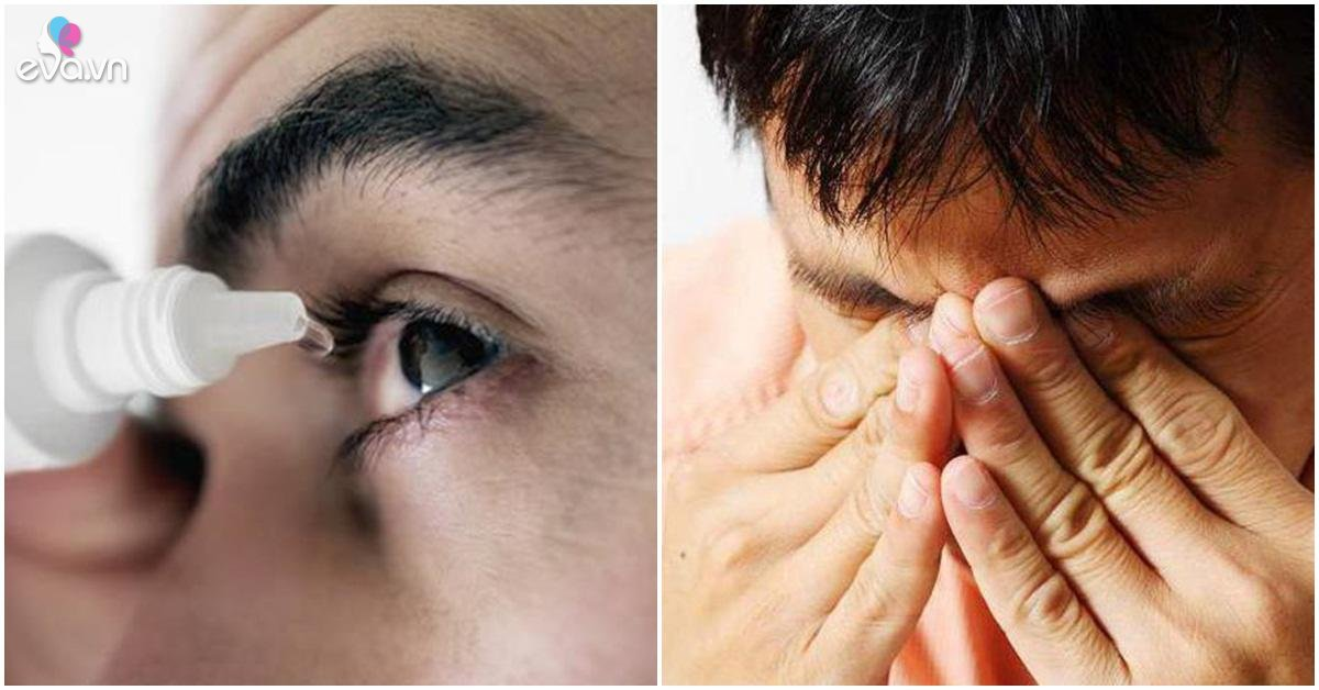 Sau 3 tháng tự nhỏ mắt điều trị, thiếu niên 16 tuổi phải nghỉ học vì không nhìn thấy gì