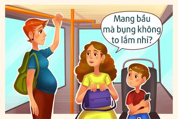 """12 cau noi khien me mang thai """"phat dien"""" ngay tuc khac, thuong ba bau xin dung noi! - 6"""