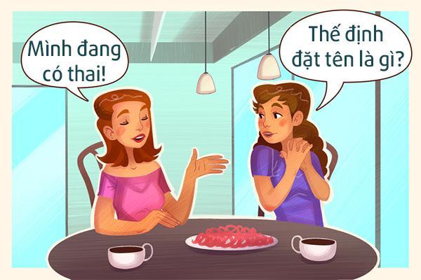 """12 cau noi khien me mang thai """"phat dien"""" ngay tuc khac, thuong ba bau xin dung noi! - 9"""