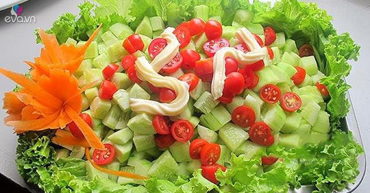 Ăn cà chua với những thực phẩm này có thể thành ''độc dược''