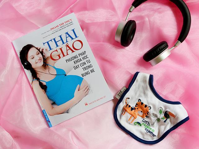 Thai giáo – Hành trình ấp ủ yêu thương để nở ra một cuộc đời hạnh phúc