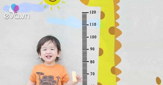 Bảng chuẩn chiều cao cân nặng của trẻ em Việt Nam từ 0 - 10 năm 2019