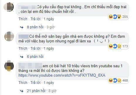 "chet cuoi voi ung vien ""lay loi"" muon lam tiep vien hang khong nhung ""luc bat tong tam"" - 5"
