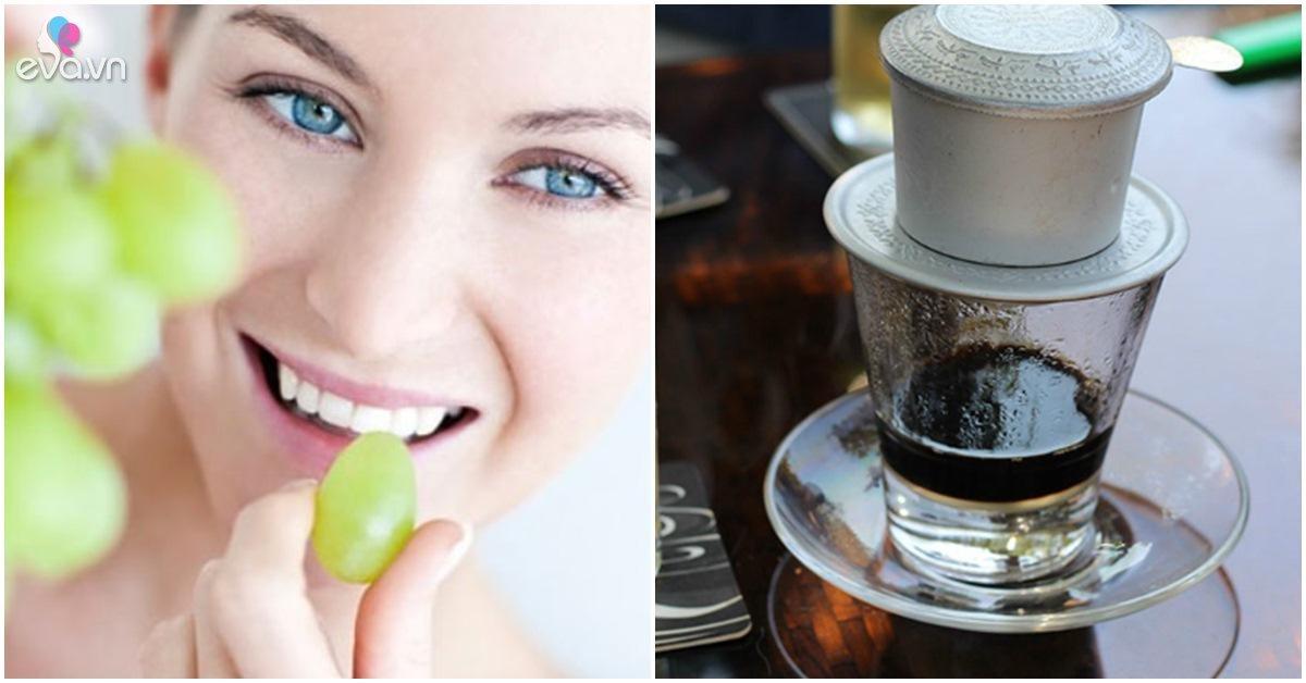 Ăn sáng bằng hoa quả, chào buổi sáng bằng cà phê, lợi hay hại?