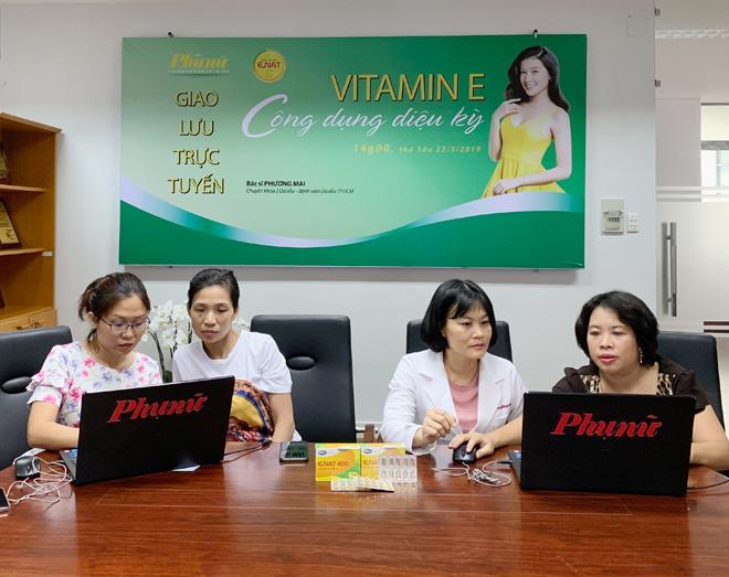 tac dung cua vitamin e duoi goc nhin chuyen gia - 1