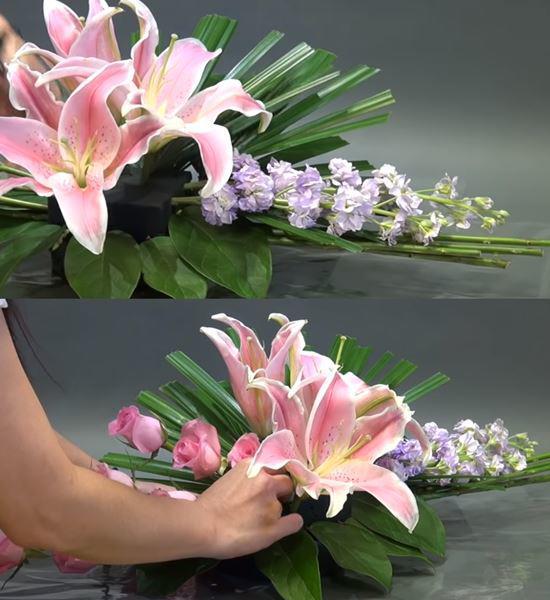 cach cam hoa de ban dep long lay ai cung khen kheo tay - 5