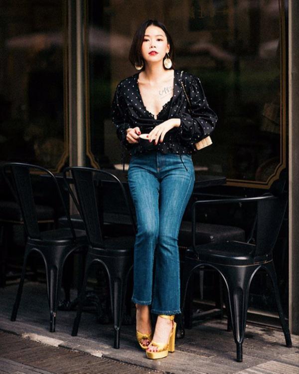 dau dong hay he, quan jeans van la chan ai, nhung nang ngoai 30 phai luu y 4 dieu nay - 20