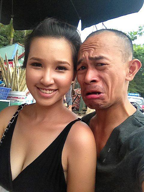 10 nam lam me, hotgirl 9x ha thanh xuong sac kho tin, de chong chung khach san cung gai xinh - 4