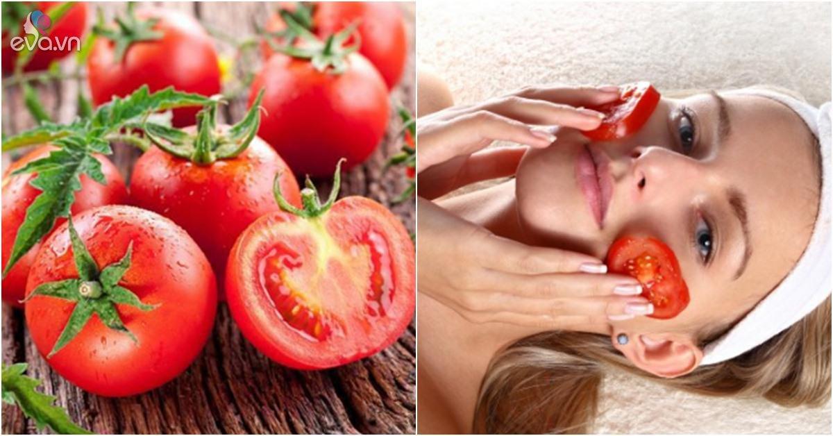 Tác dụng của cà chua đối với sức khỏe
