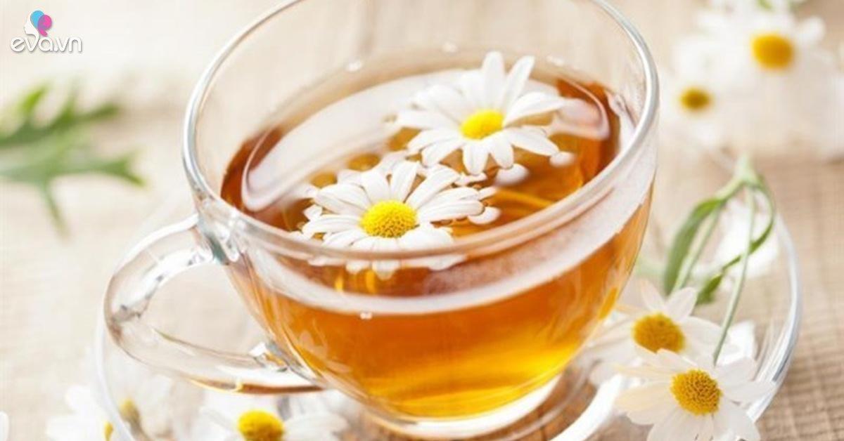 11 tác dụng của trà hoa cúc khiến ai cũng thích sử dụng thường xuyên