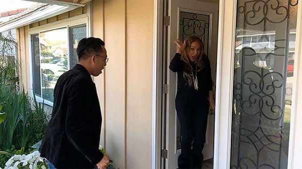 Sống cùng hôn phu kém 12 tuổi, Thanh Hà gây bất ngờ với biệt thự bên Mỹ - 2