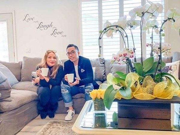 Sống cùng hôn phu kém 12 tuổi, Thanh Hà gây bất ngờ với biệt thự bên Mỹ - 6
