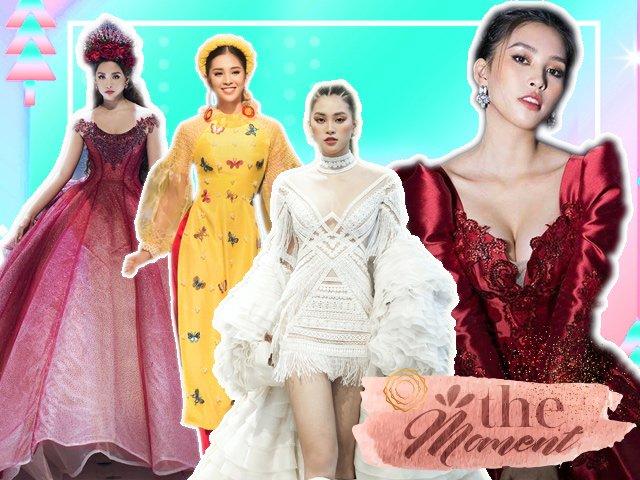 Tiểu Vy: Nữ hoàng sàn diễn trẻ tuổi nhất lịch sử làng mốt Việt năm qua