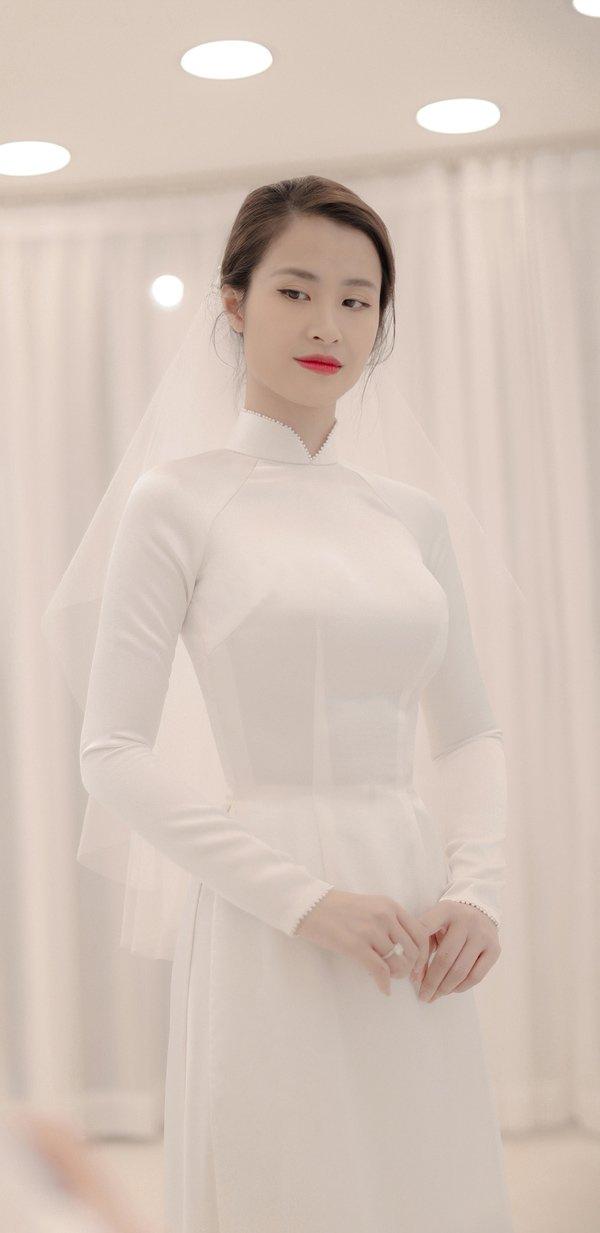 Váy cưới cổ tích của Đông Nhi, Bảo Thy… được kiến tạo bởi bàn tay tài hoa Chung Thanh Phong - 5
