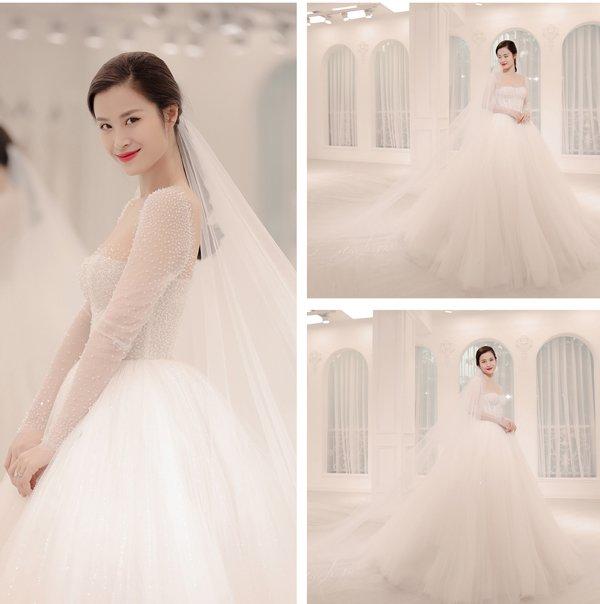 Váy cưới cổ tích của Đông Nhi, Bảo Thy… được kiến tạo bởi bàn tay tài hoa Chung Thanh Phong - 6