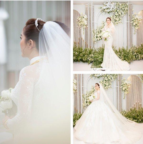 Váy cưới cổ tích của Đông Nhi, Bảo Thy… được kiến tạo bởi bàn tay tài hoa Chung Thanh Phong - 8