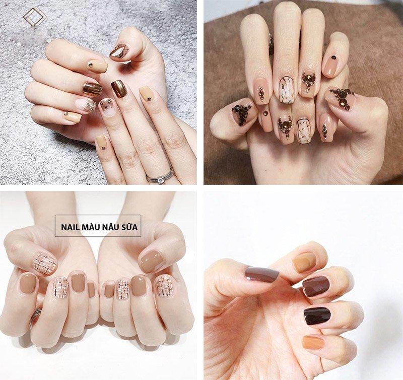 20 mẫu nail đẹp đơn giản nhẹ nhàng dẫn đầu xu hướng năm 2020 - 12