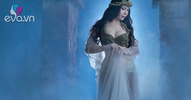 """Á hậu Thế giới người Việt tại Mỹ - ca sĩ Mai Lệ Quyên hóa """"nữ thần cô độc"""""""