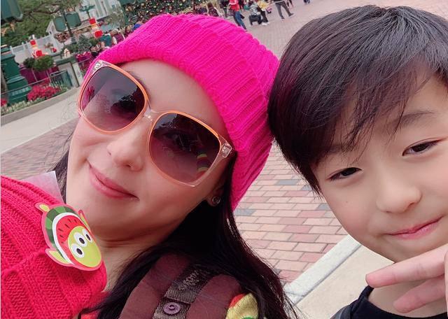 truong ba chi khoe video can canh dung tay khong nho rang cho con trai - 5