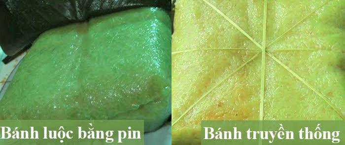 tac hai khung khiep khi an banh chung luoc bang pin, chuyen gia chi bi quyet nau banh ngon chuan - 4