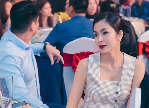 Diện mái tóc búi sang chảnh, Tăng Thanh Hà khiến fans mê mẩn bởi nhan sắc ngọc nữ tuổi 34 - 3