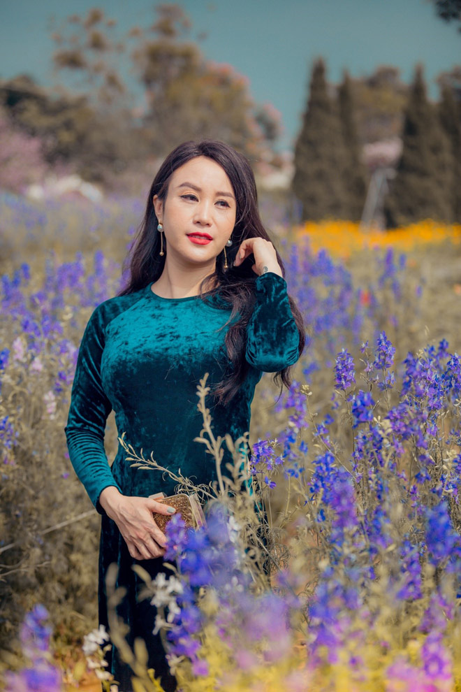 ceo hathor group – nguyen thi anh khoe nhan sac tre trung trong bo anh mung xuan canh ty 2020 - 4